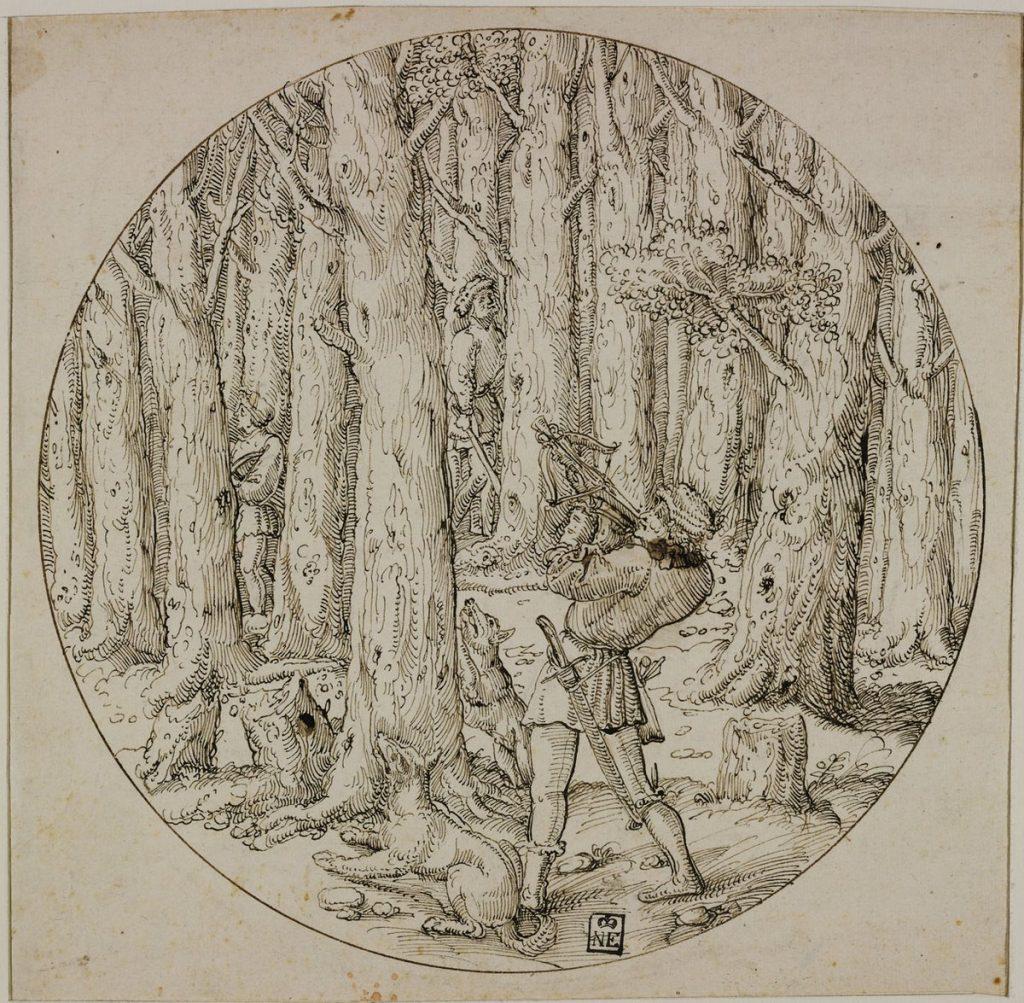 Albrecht Dürer und seine Zeitgenossen im Museum der Schönen Künste