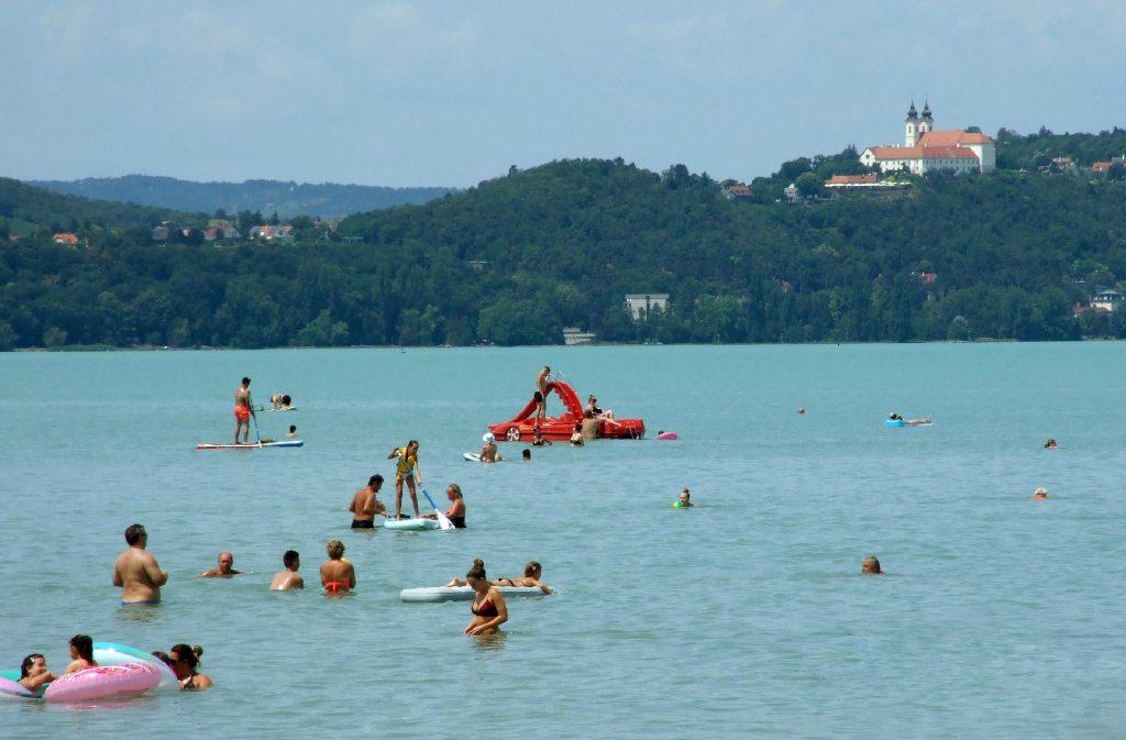 Hochsommer am Balaton: Erstmals über 30 Grad im Juni