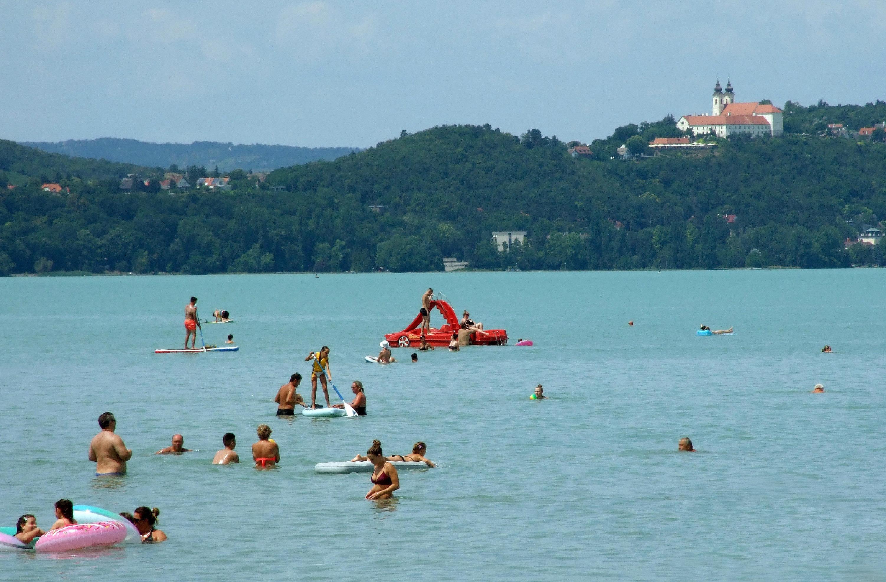Hochsommer am Balaton: Erstmals über 30 Grad im Juni post's picture