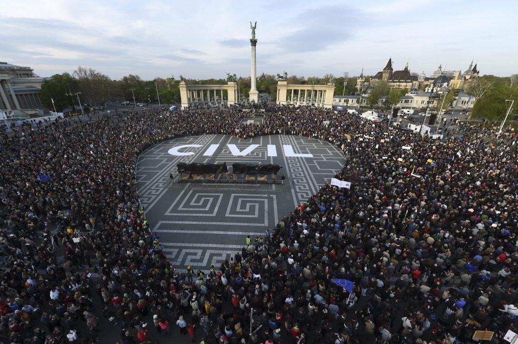 EuGH: Ungarns NGO-Gesetz verstoße gegen EU-Recht