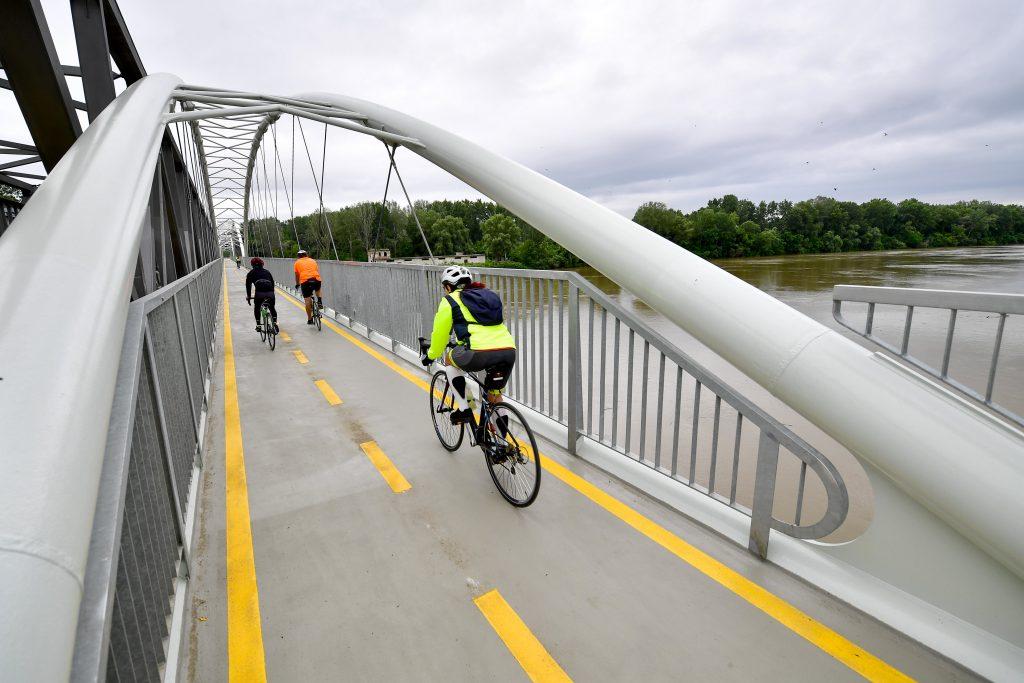 Mit dem Fahrrad um den Theiß-See post's picture