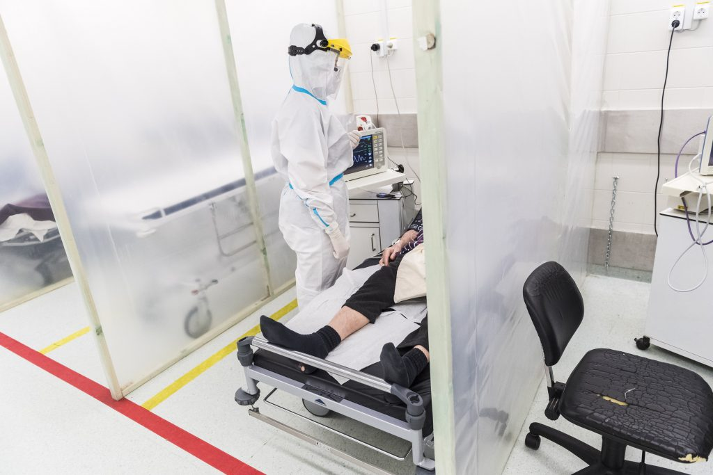 Coronavirus: Ein Todesfall, 2 Neuinfizierte, bisher 4174 Erkrankte post's picture