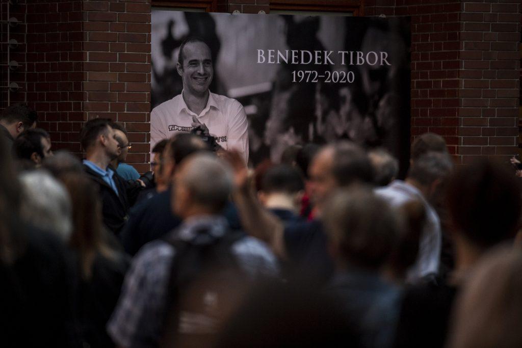 Tausende erinnerten an den 3-fachen Olympiasieger Tibor Benedek