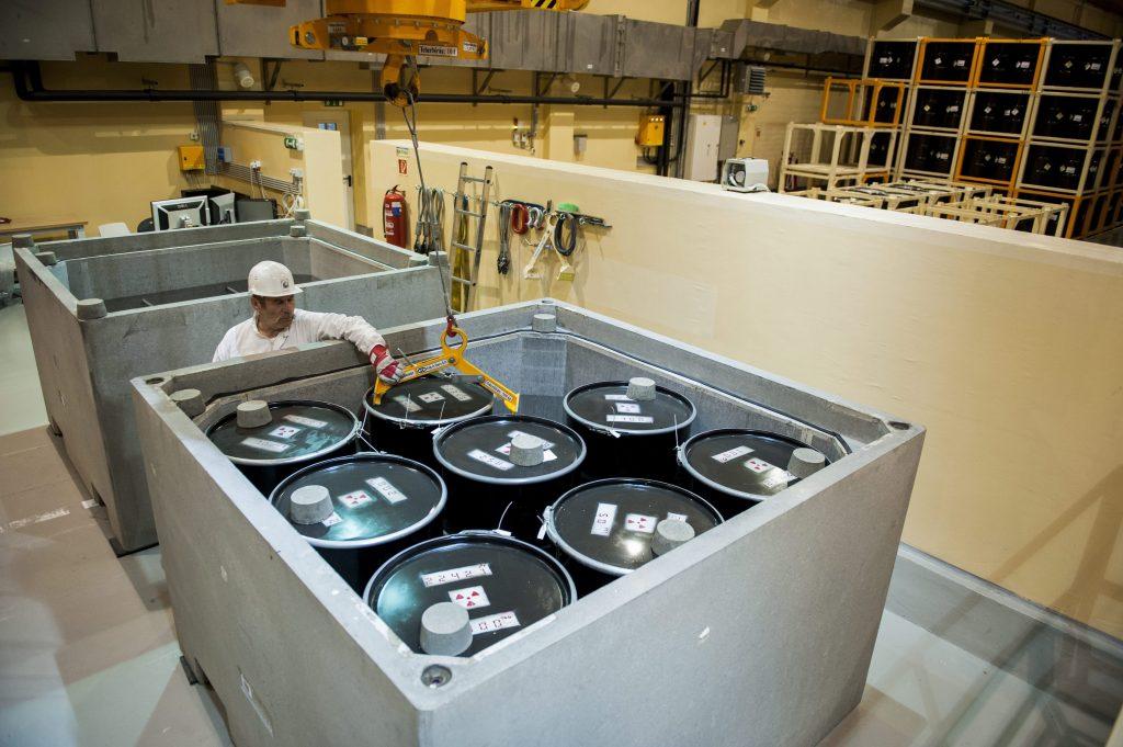 Ausbau der Paks-Atommülllager verläuft nach Plan