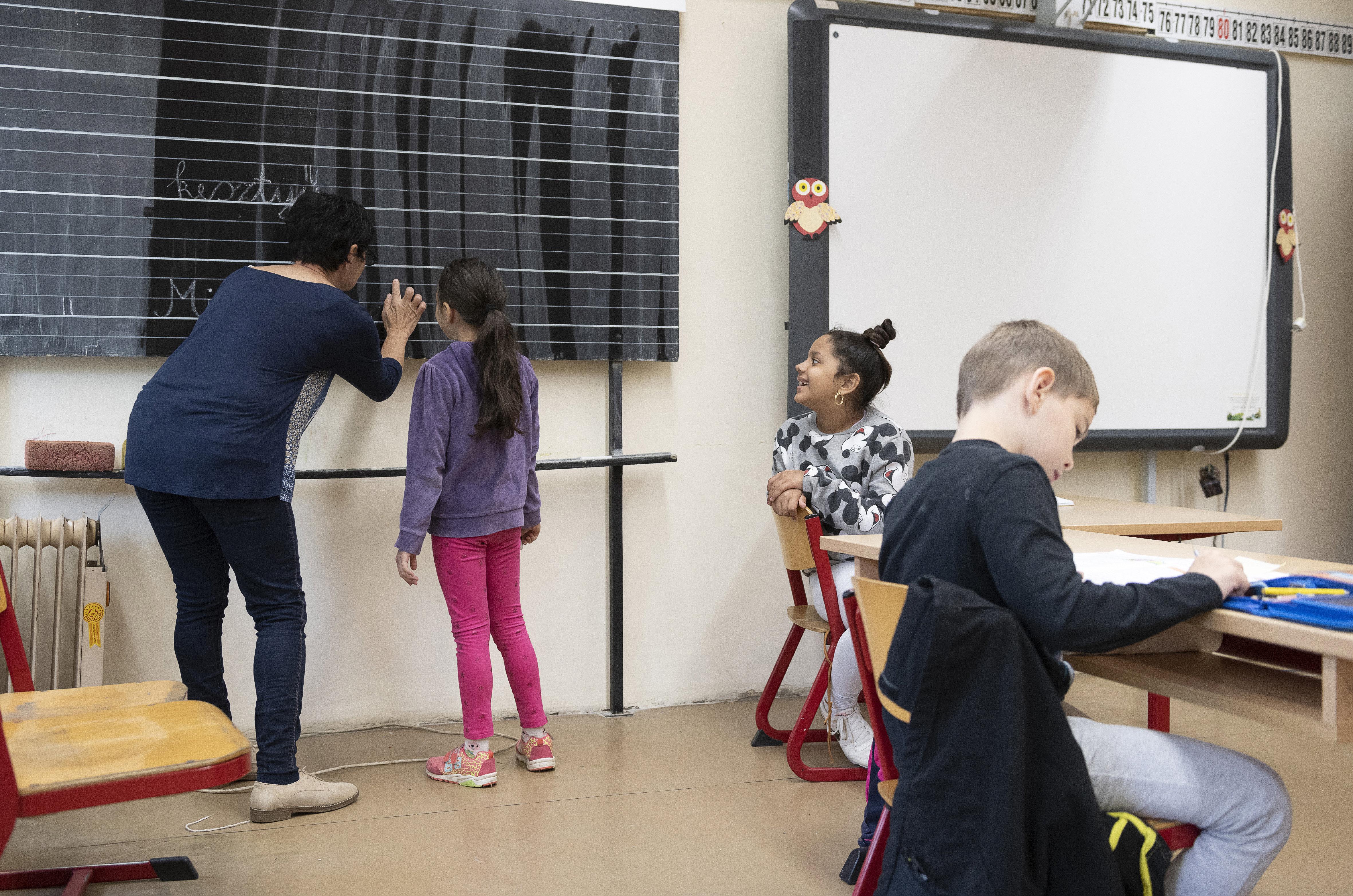 """Lehrergewerkschaft PSZ lehnt geplantes """"Schulwächter-System"""" ab post's picture"""