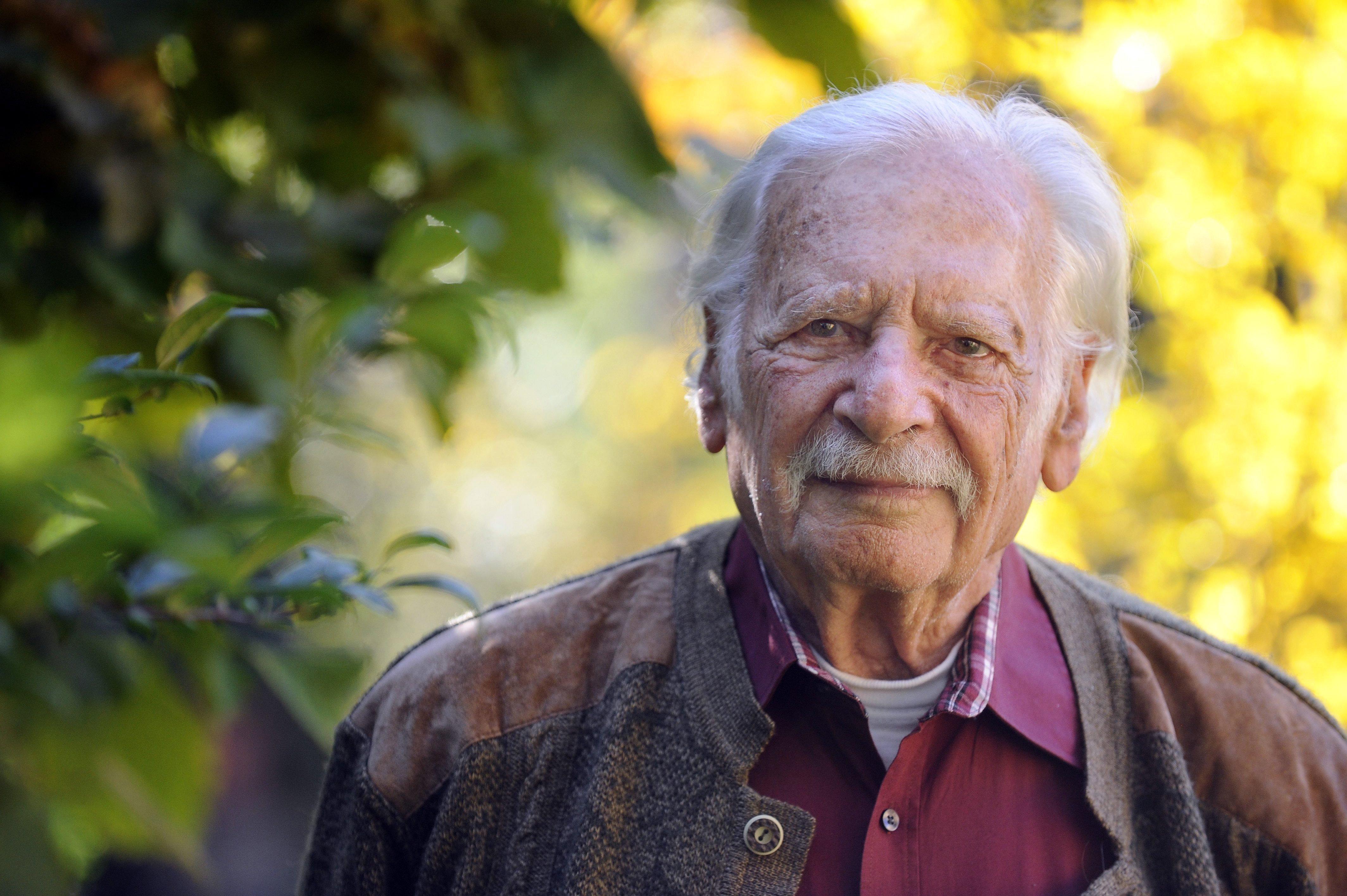 """""""Bálint Gazda"""", Ungarns """"Lieblingsgärtner"""", stirbt im Alter von 101 Jahren post's picture"""