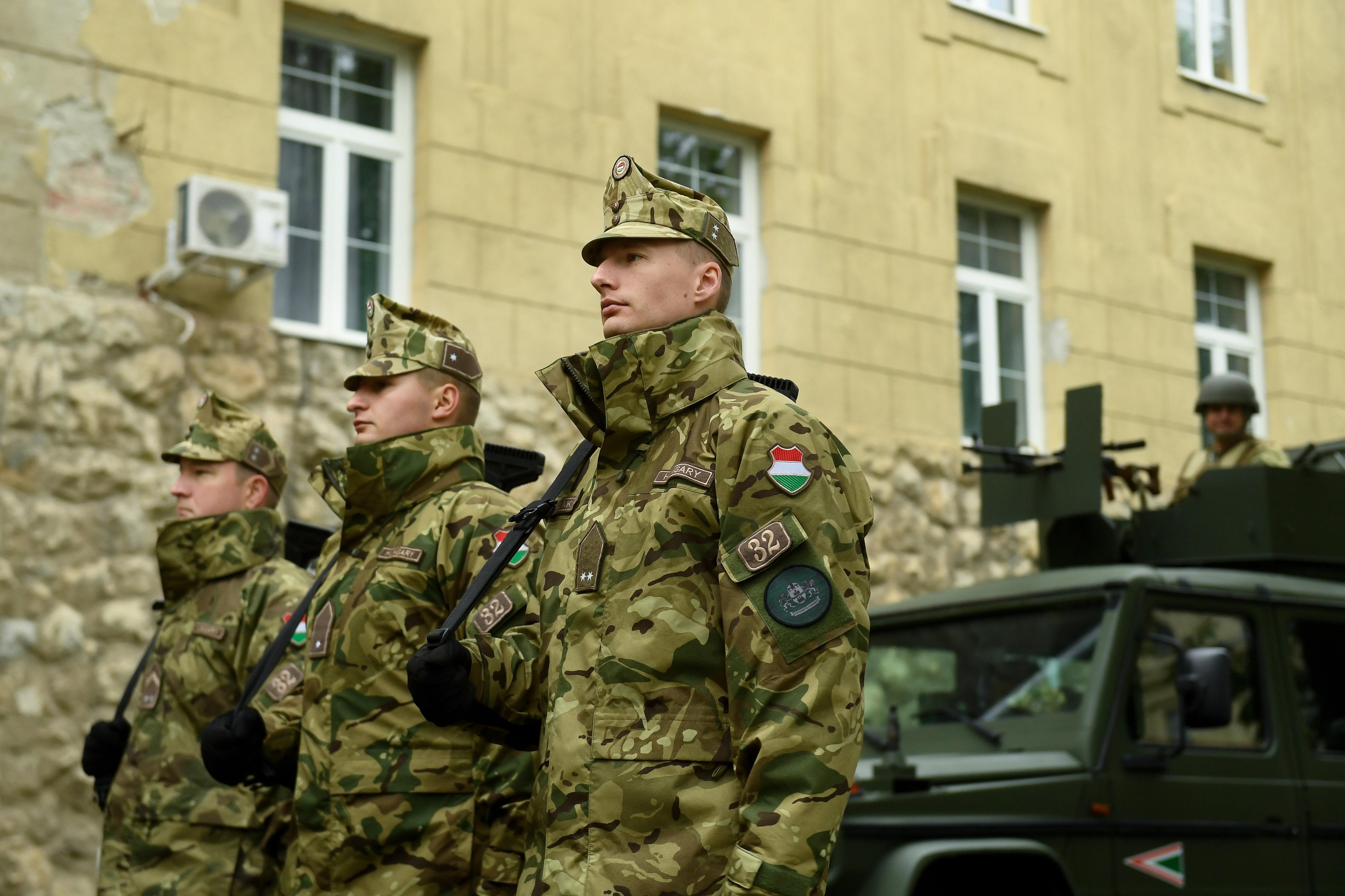 Die ungarische Armee plant Eröffnung neuer Ausbildungsschulen post's picture