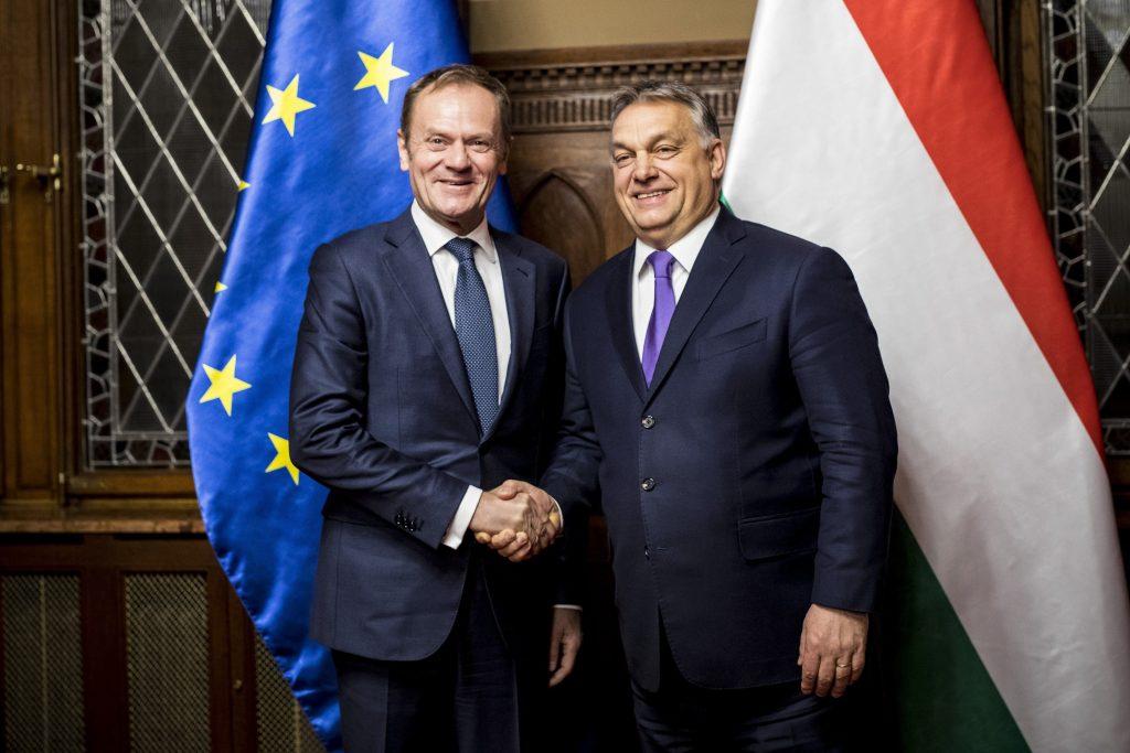 Donald Tusk: Die absolute Macht hat Orbán in die falsche Richtung verändert post's picture