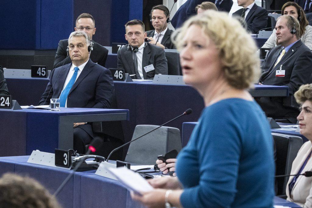 """Generalanwalt: """"EU-Gericht sollte die ungarische Klage über """"Artikel 7 Verfahren"""" abweisen"""