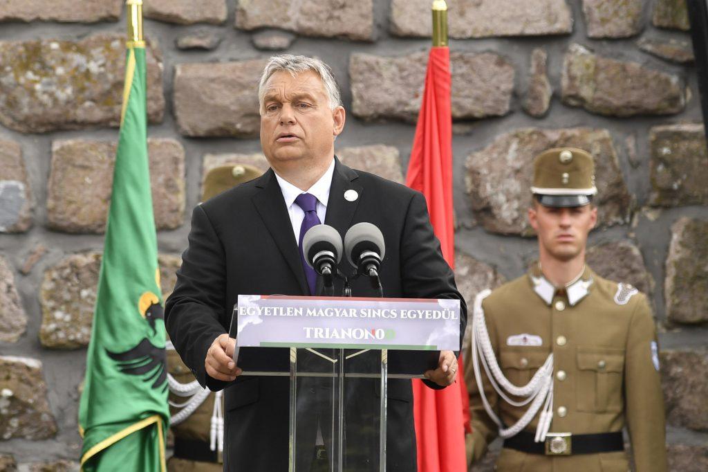 """Trianon 100 – Orbán: """"Ungarn gewinnt wieder"""""""