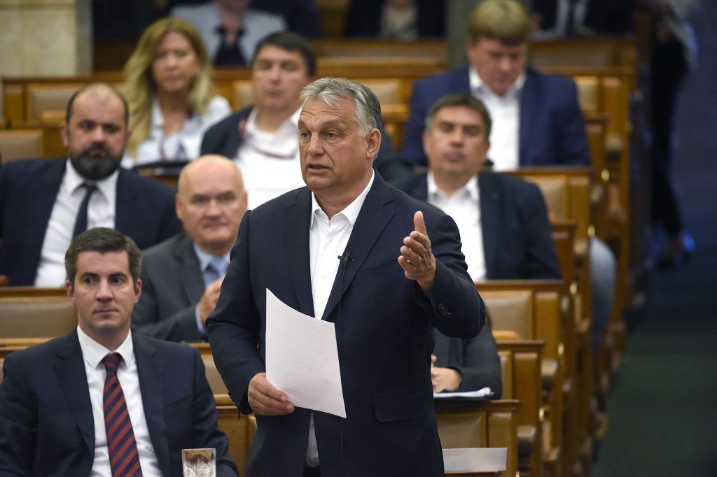 Orbán: Mehr Geld für reiche Staaten würden gegen die EU-Werte verstoßen post's picture