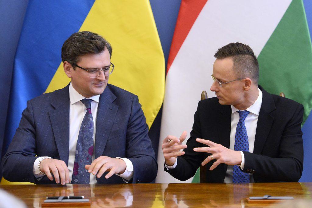 Szijjártó: Die Regierung unterstützt weiterhin die Ungarn in Transkarpatien post's picture