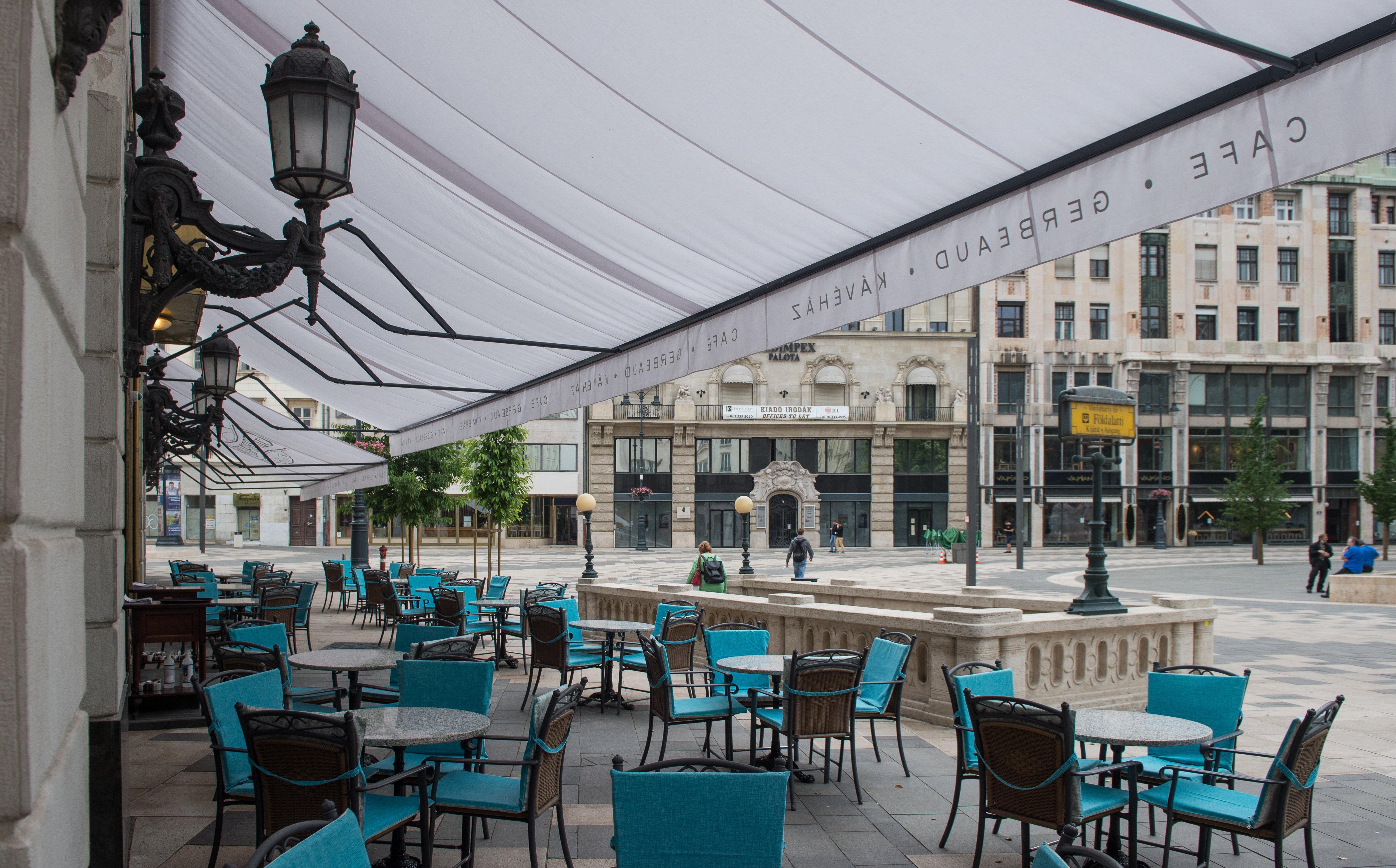 Details zur Wiedereröffnung der Terrassen gemäß Regierungsverordnung