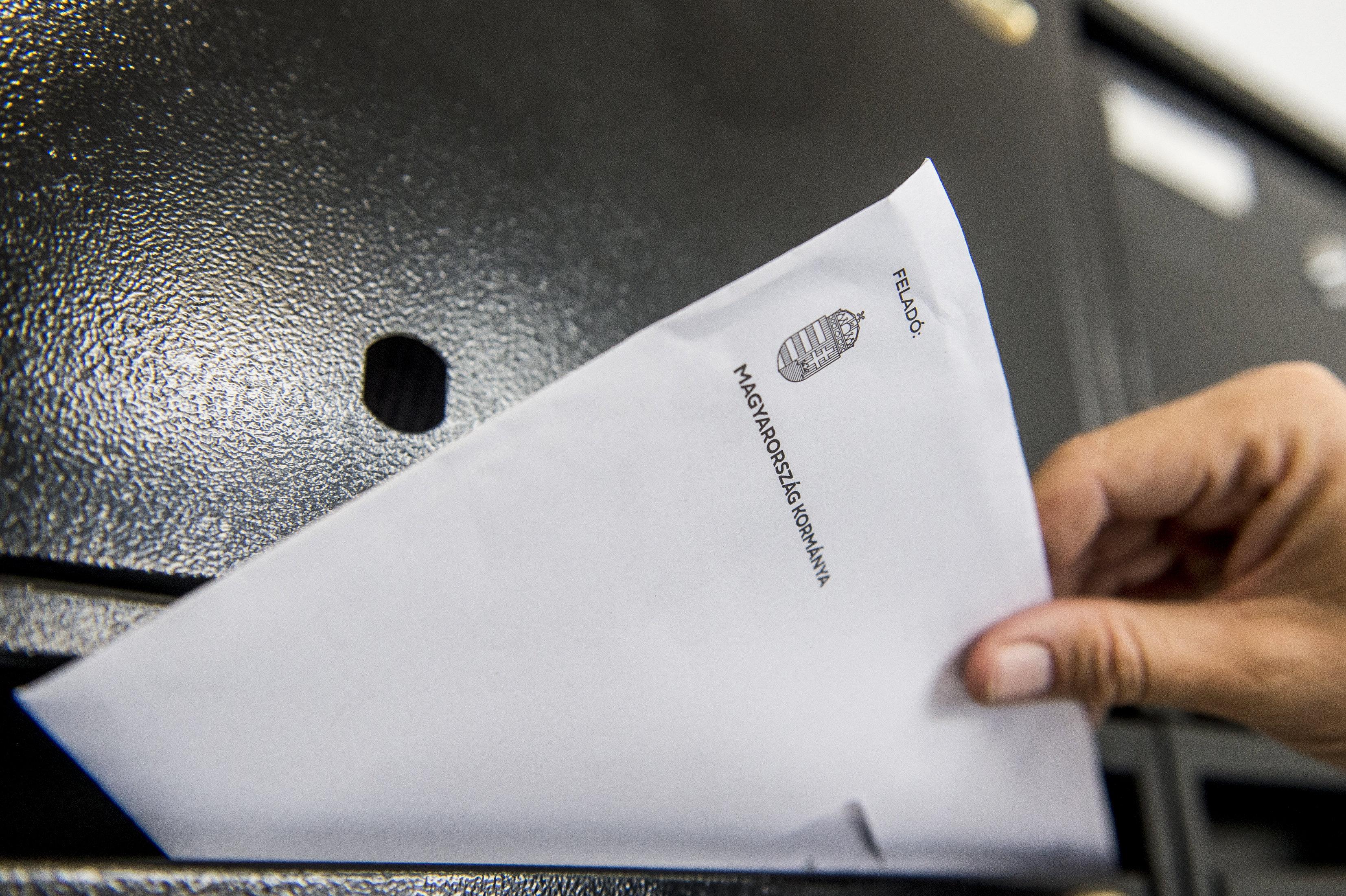 Laut der nationalen Konsultation wünscht man eine schrittweise Wiedereröffnung