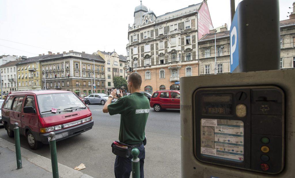 Das oberste Gericht hebt Teile des Budapester Dekrets über das Parken auf