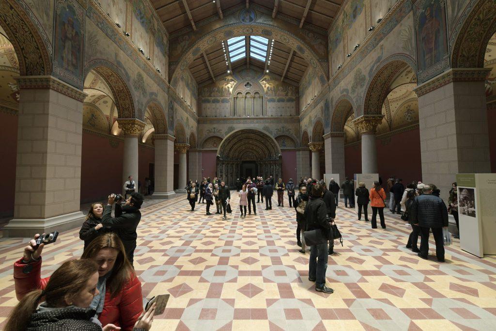 Am Samstag öffnen die Nationalgalerie und das Museum der Schönen Künste wieder