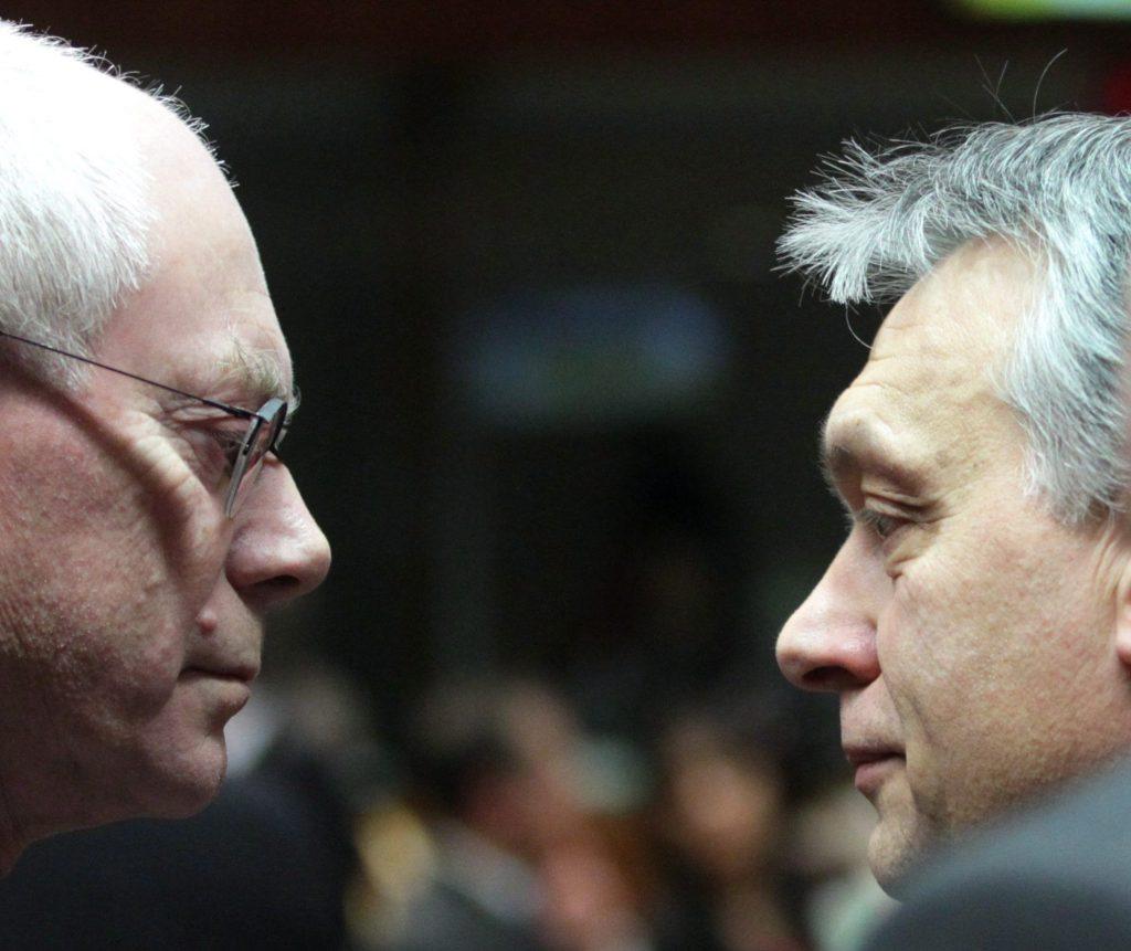 """Van Rompuy: """"Der Weisenrat konnte sich nicht darauf einigen, was in Ungarn passieren soll"""" post's picture"""