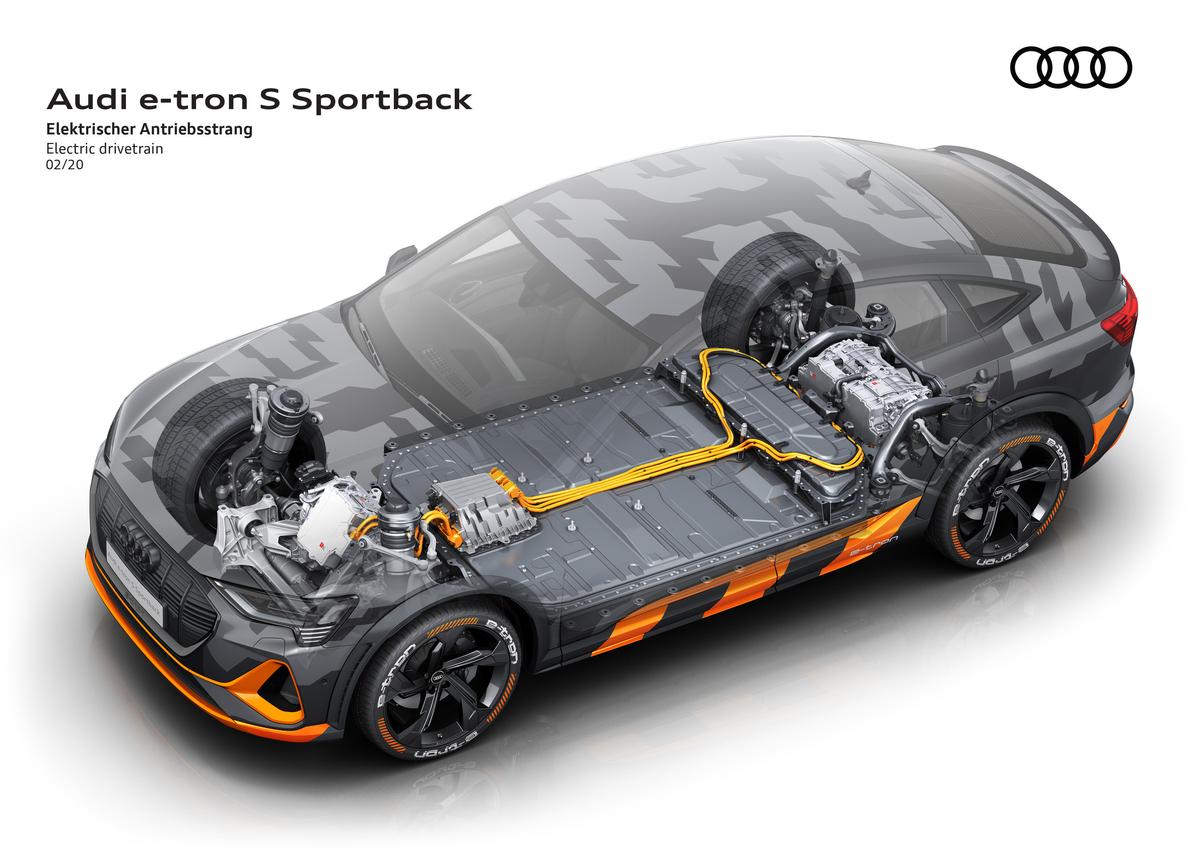 Audi Hungaria startet Serienproduktion von neuen E-Motoren post's picture