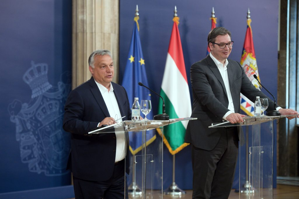 """Orbán: """"Der Wahlerfolg der Ungarn in der Vojvodina ist eine Botschaft für die ganze Nation"""""""