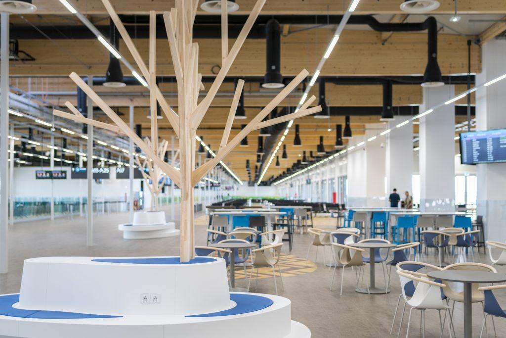 """Liszt Ferenc Flughafen Budapest: """"Wir erwarten die Passagiere in ultramoderner Umgebung"""""""
