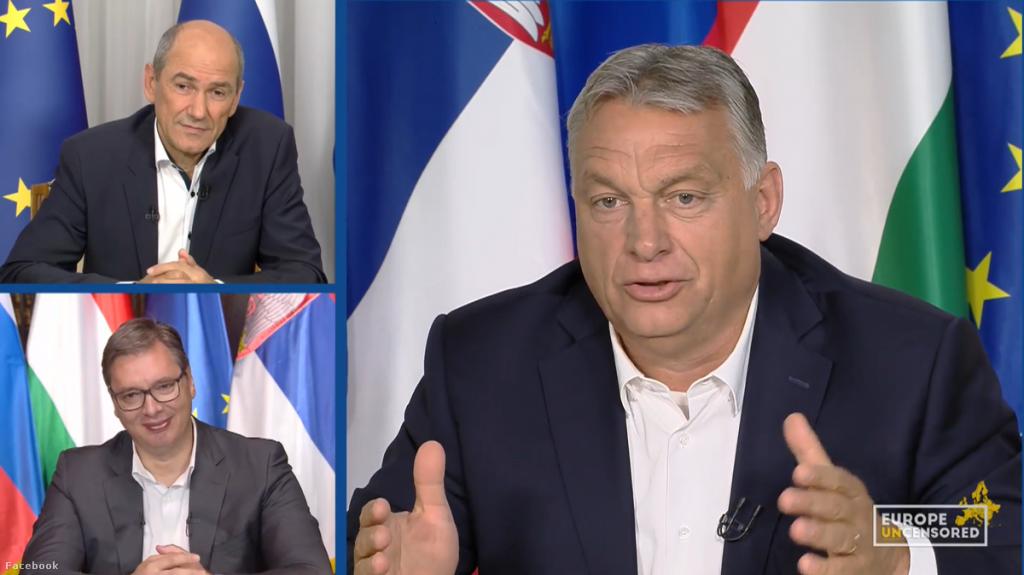 """Orbán: """"Westeuropa sollte die unterschiedlichen Ansichten Mitteleuropas akzeptieren"""""""
