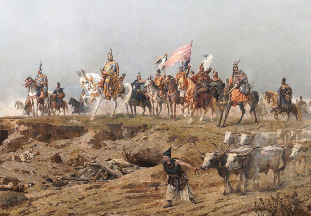 Die Árpád-Dynastie wurde vor 4.500 Jahren in Zentralasien gegründet