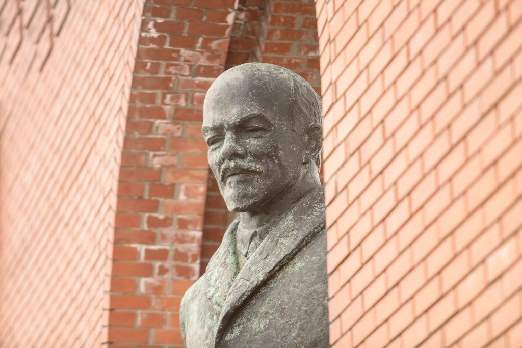 Fidesz protestiert gegen Lenin-Statue in Deutschland post's picture