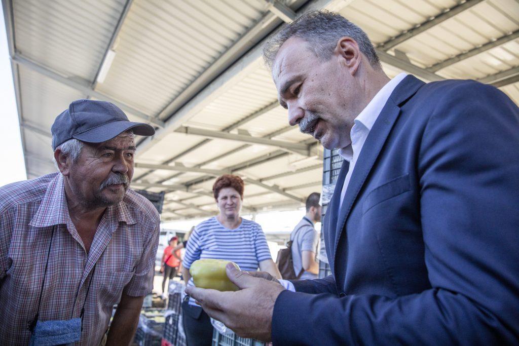 Förderung der Landwirtschaft in Südungarn