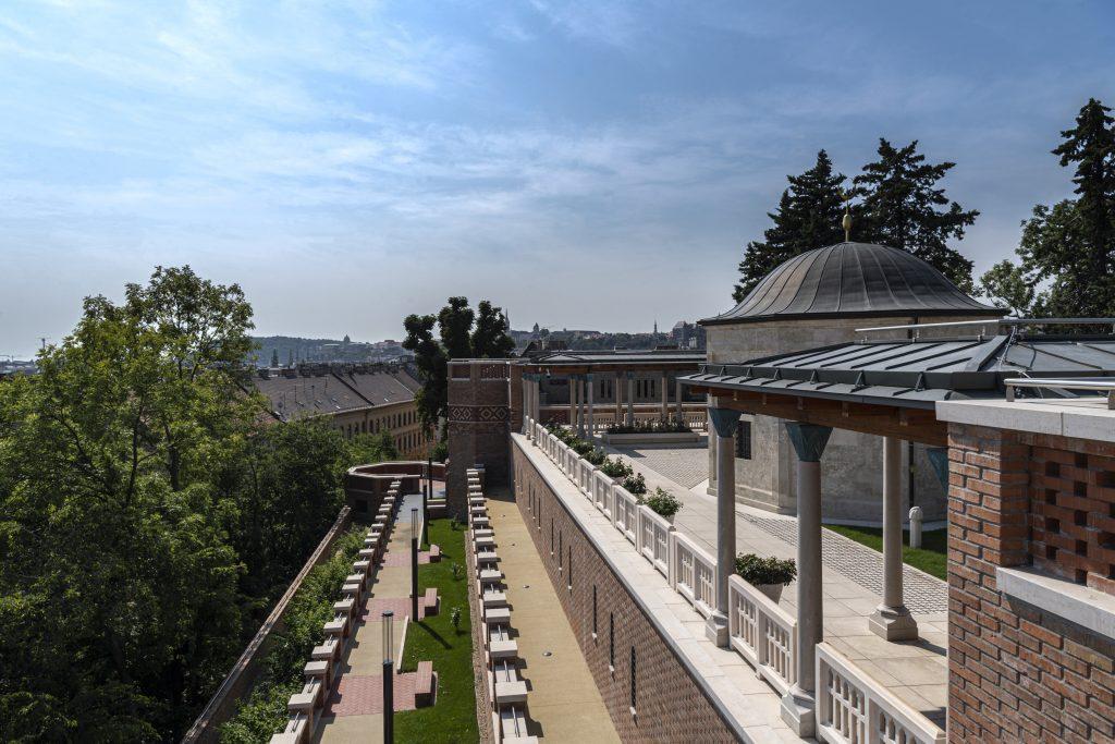 """Renoviertes Grabmal von """"Gül Baba"""" erhielt Internationale Auszeichnungen"""