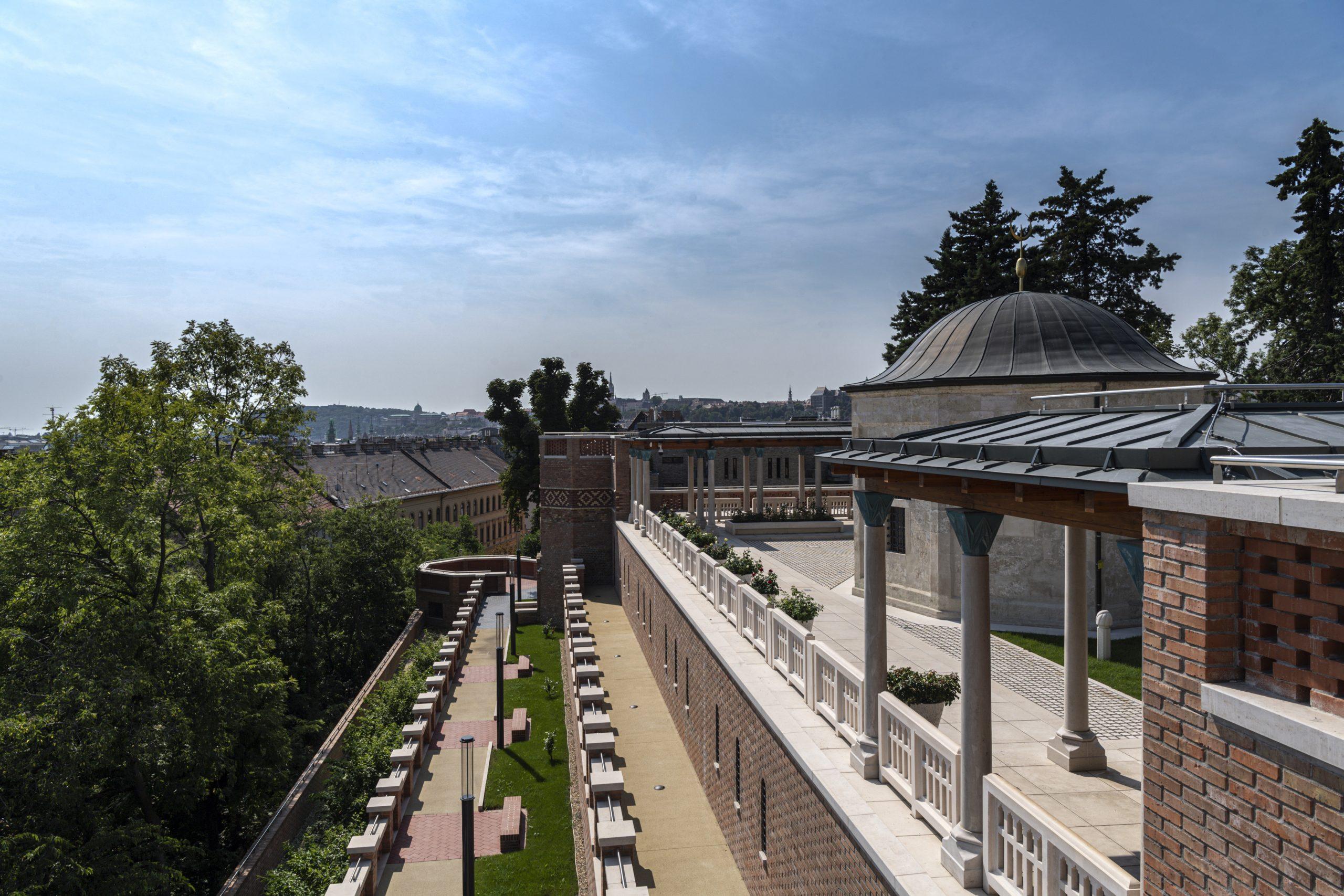 """Renoviertes Grabmal von """"Gül Baba"""" erhielt Internationale Auszeichnungen post's picture"""