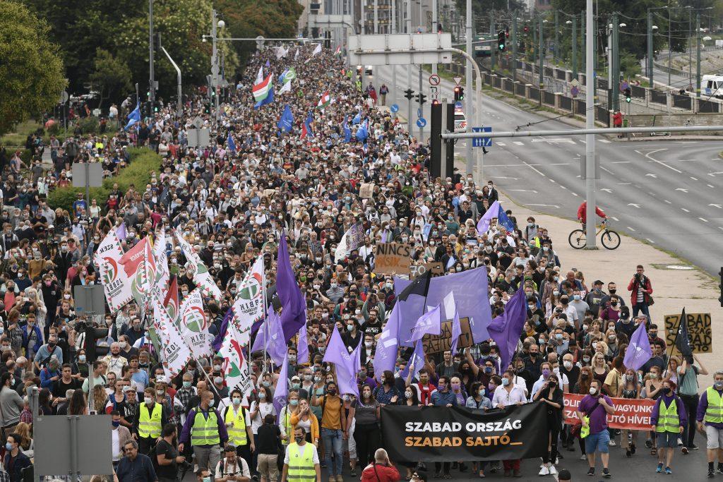 Ist die Pressefreiheit in Ungarn verletzt?