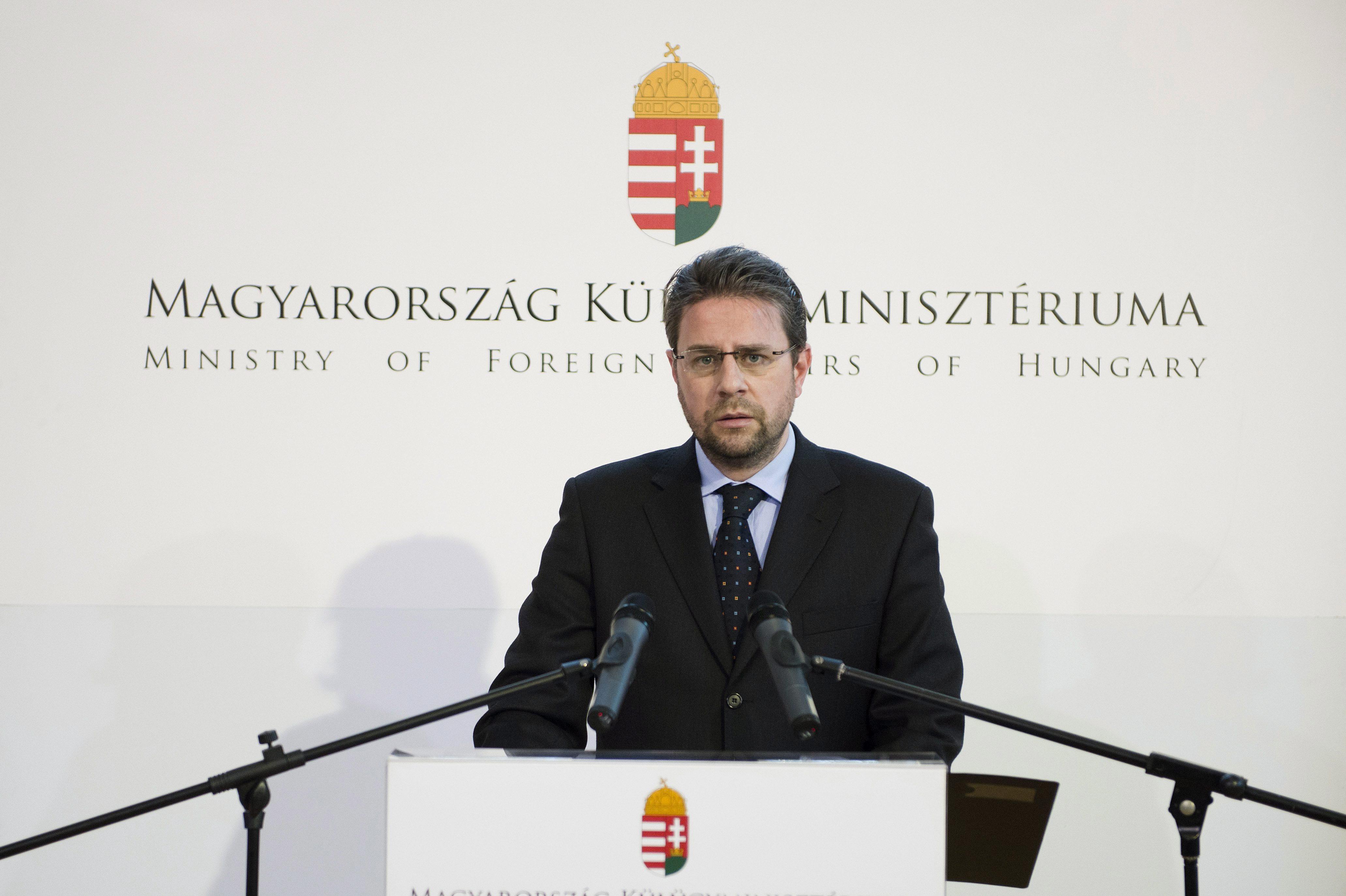 Kinderpornografie: Ungarischer Botschafter bekannte sich schuldig post's picture
