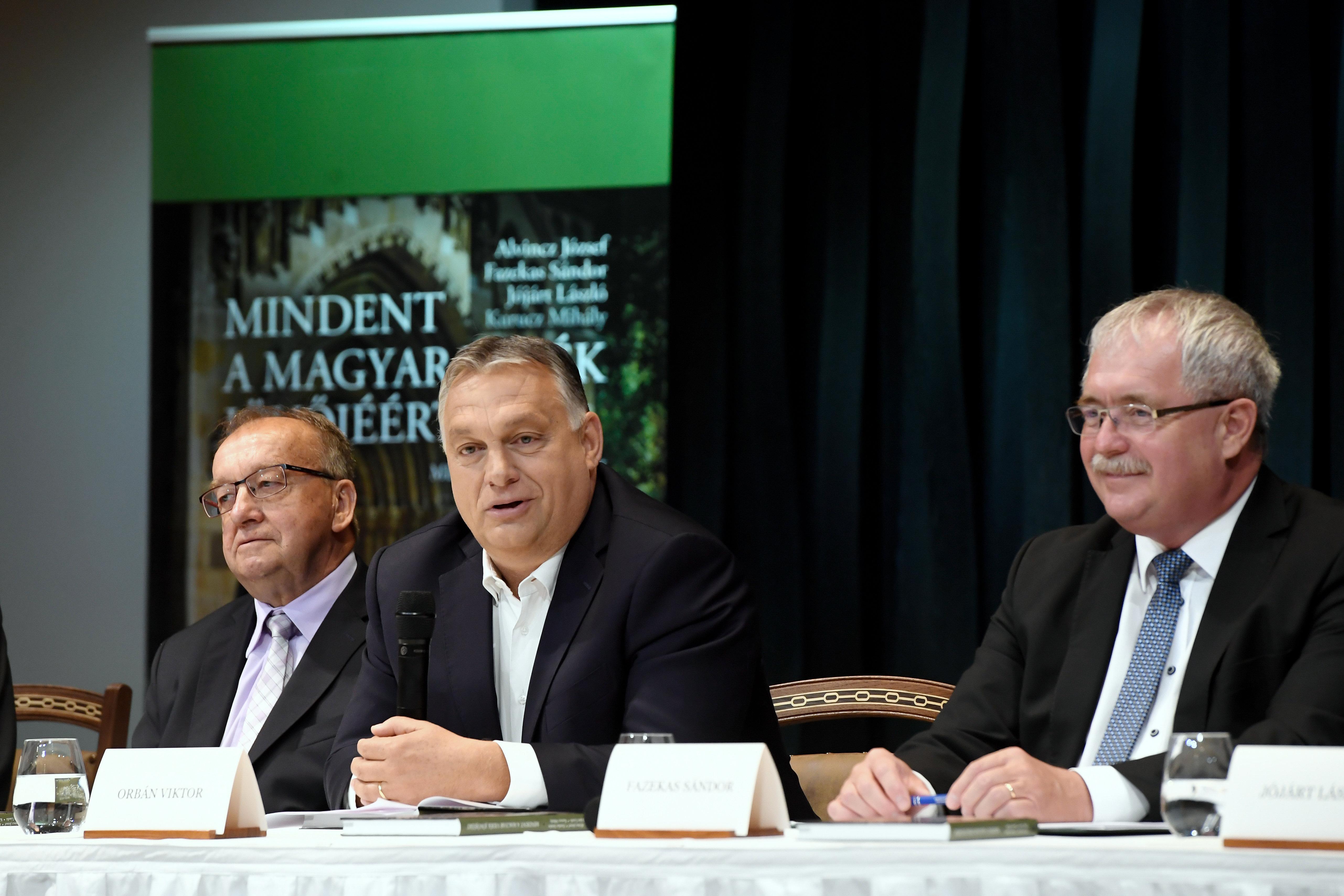 Orbán: Landwirtschaft entscheidend für das nationale Selbstwertgefühl