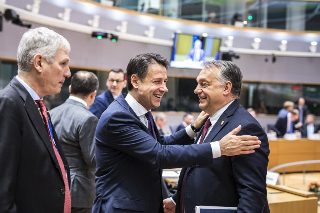 """Fratelli d'Italia: """"Orbán und die Visegrád Staaten sind beste Verbündete gegen die Arroganz der Niederlande"""" post's picture"""
