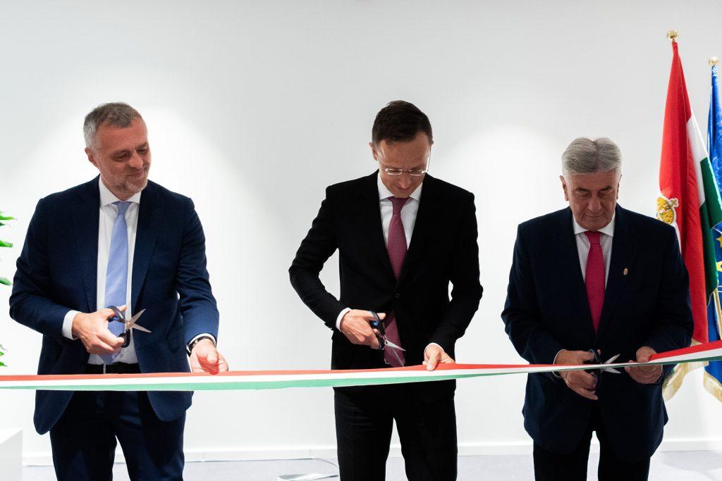Ungarisches Kulturinstitut in Stuttgart eröffnet