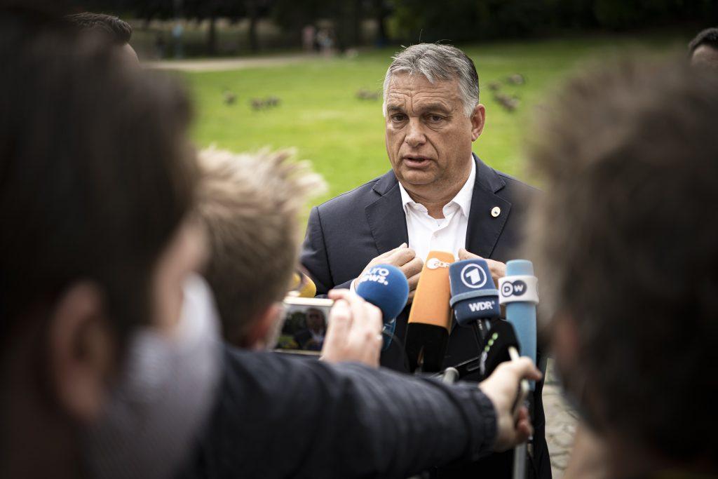 Orbán: Die Niederlande tragen die Schuld, wenn die EU-Länder nicht übereinkommen