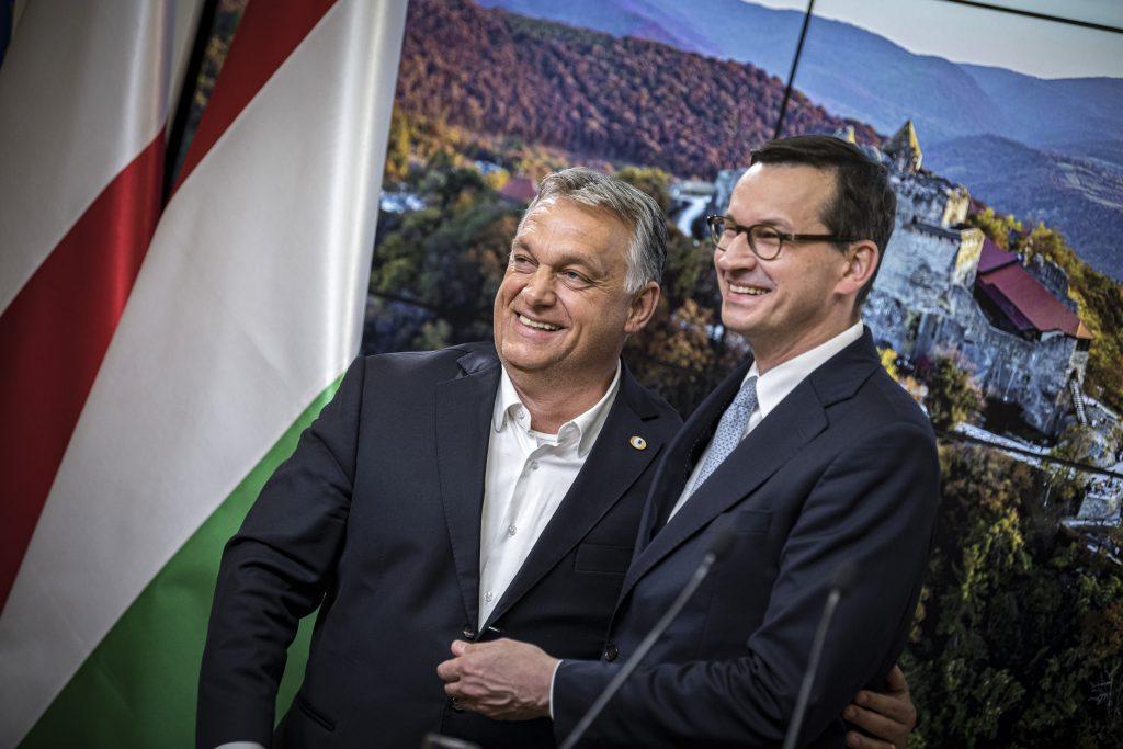 Budapost: Polen und Ungarn könnten EU-Haushalt per Veto blockieren