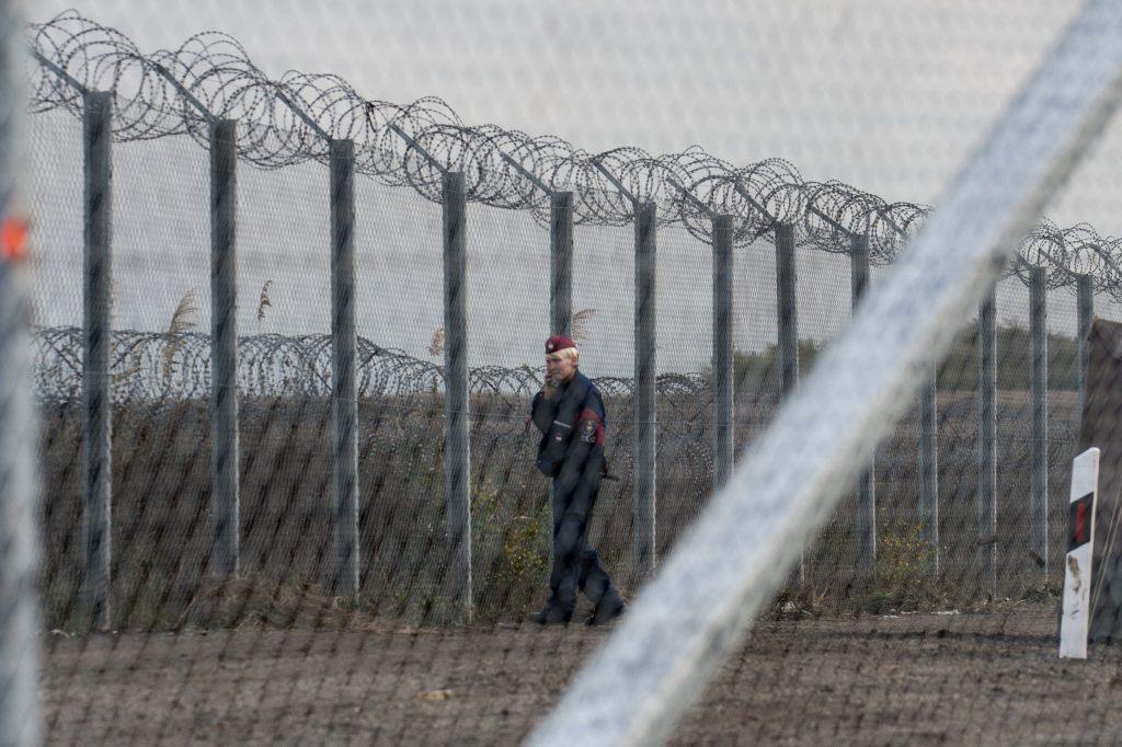 30 ungarische Polizisten nach Nordmakedonien entsandt