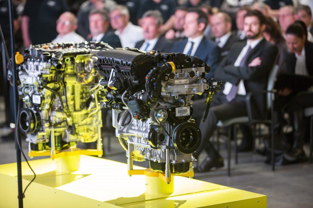 Opel stellt den zehnmillionsten Motor in Ungarn her