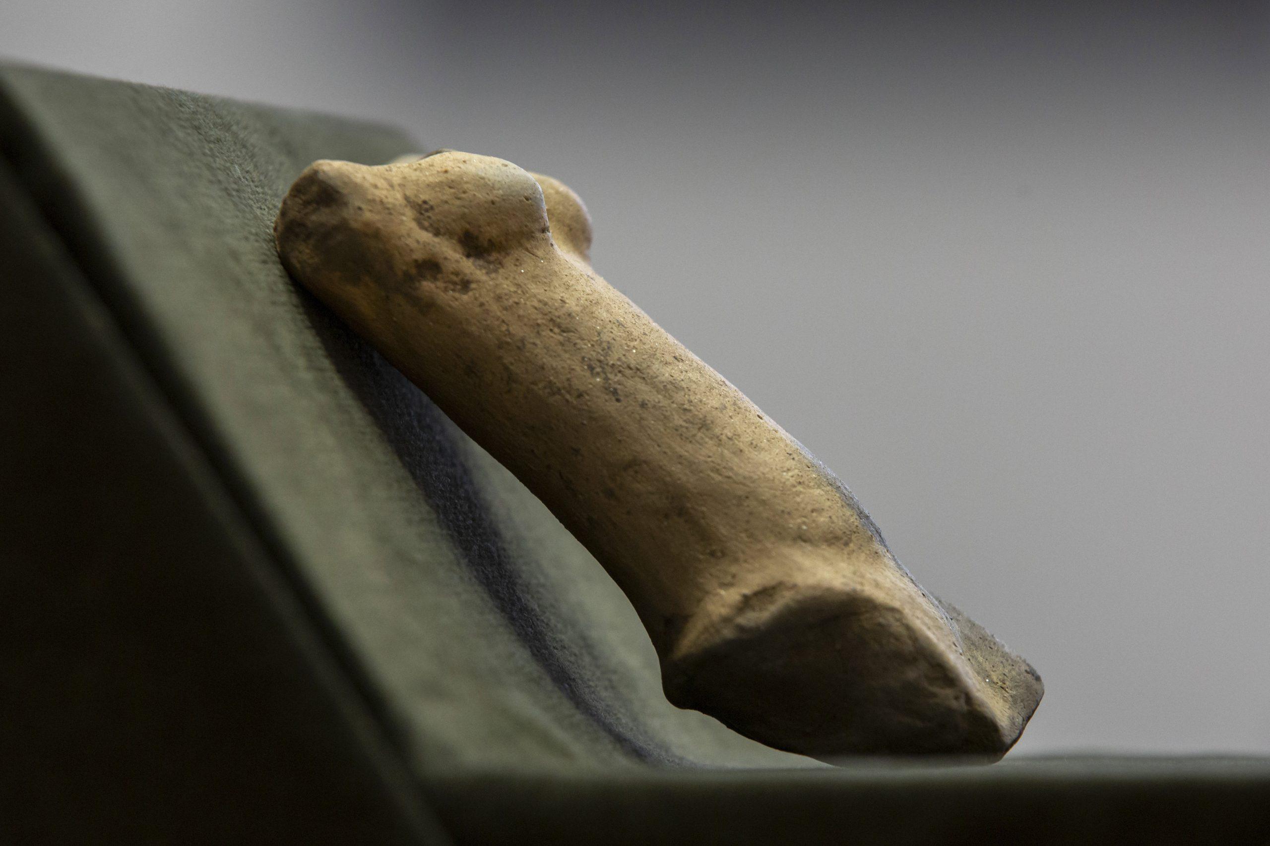 """6500 Jahre alte Statuette """"Venus von Egerszeg"""" ausgestellt post's picture"""