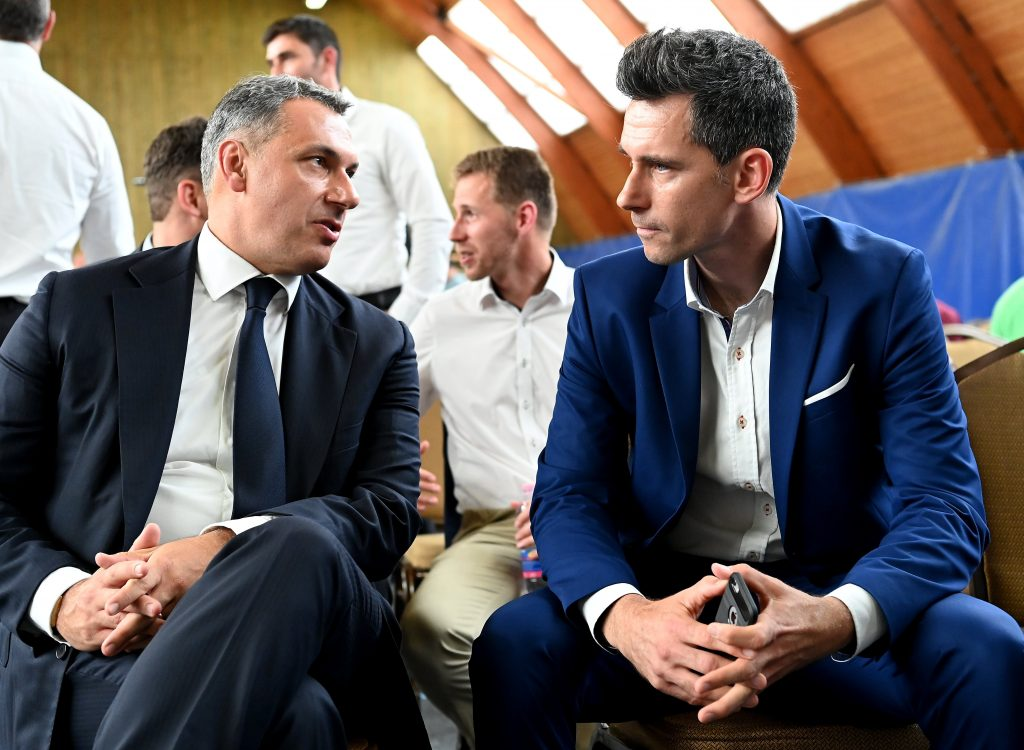 Lázár zum Leiter des ungarischen Tennisverbandes ernannt