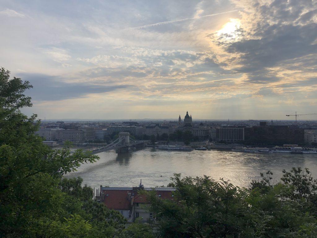 Guten Morgen Budapest!