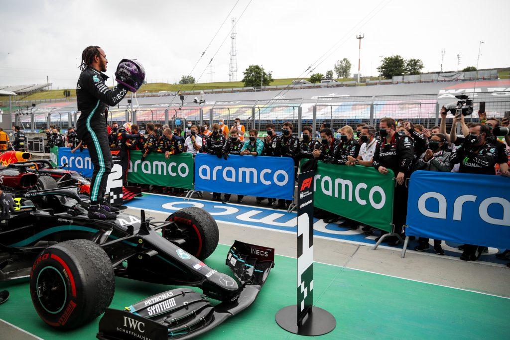Formel-1: Hamilton siegt in Ungarn
