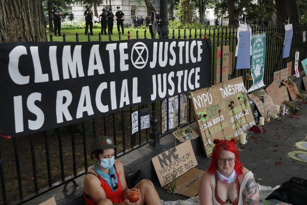 Budapost: Ein Umweltschützer verurteilt US-Gewaltwelle