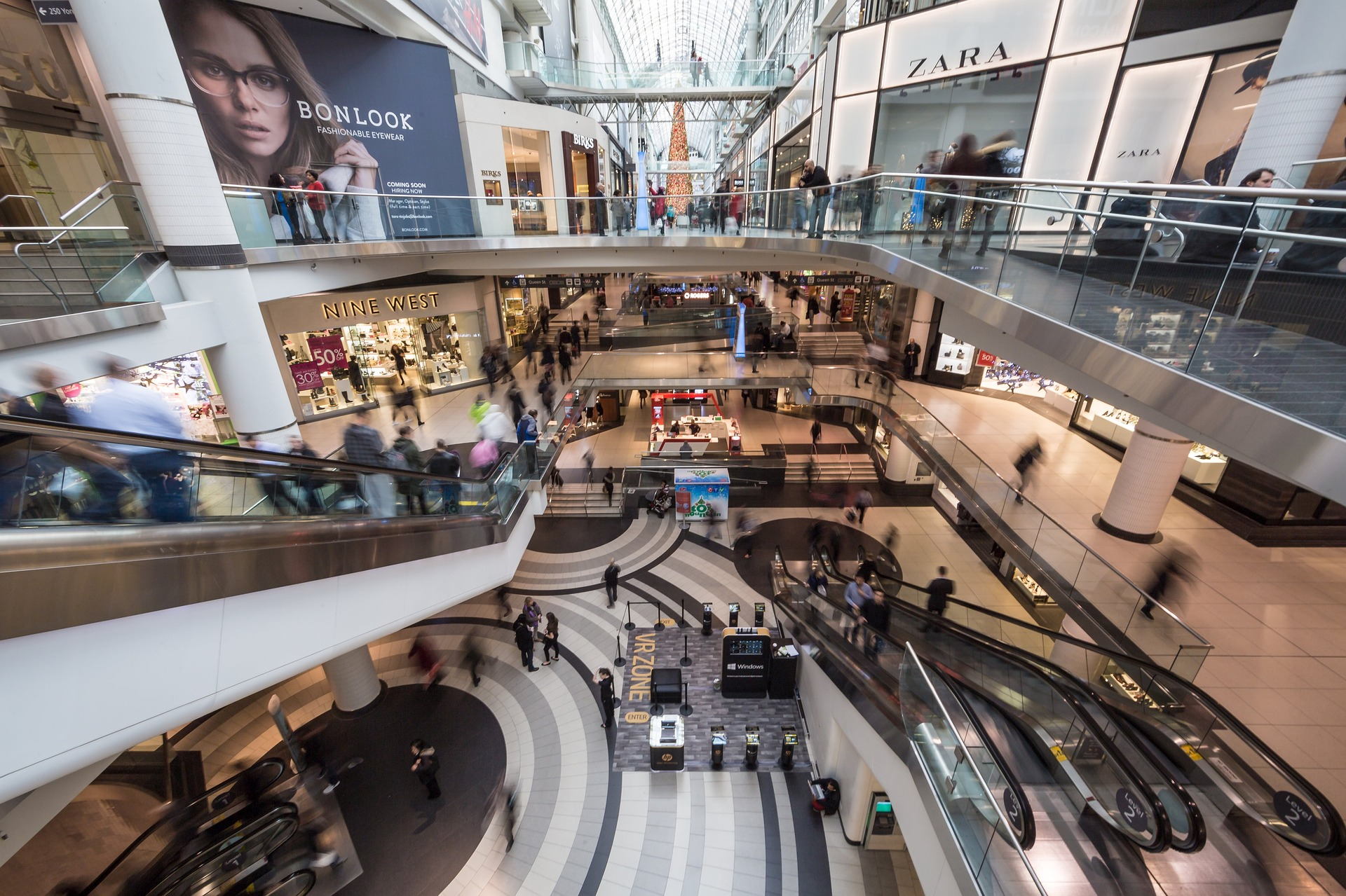 Nach Lockerung: Rückgang der Einzelhandelsumsätze verlangsamt sich post's picture