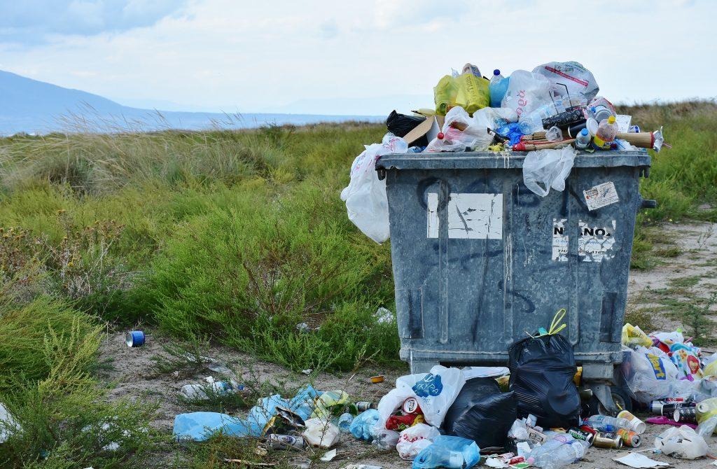 Projekt zur Beseitigung illegaler Abfalldeponien