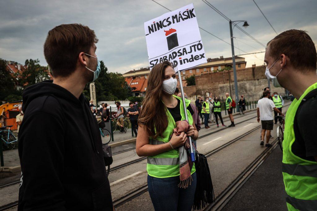 Budapost: Fall Index spaltet die Gemüter post's picture