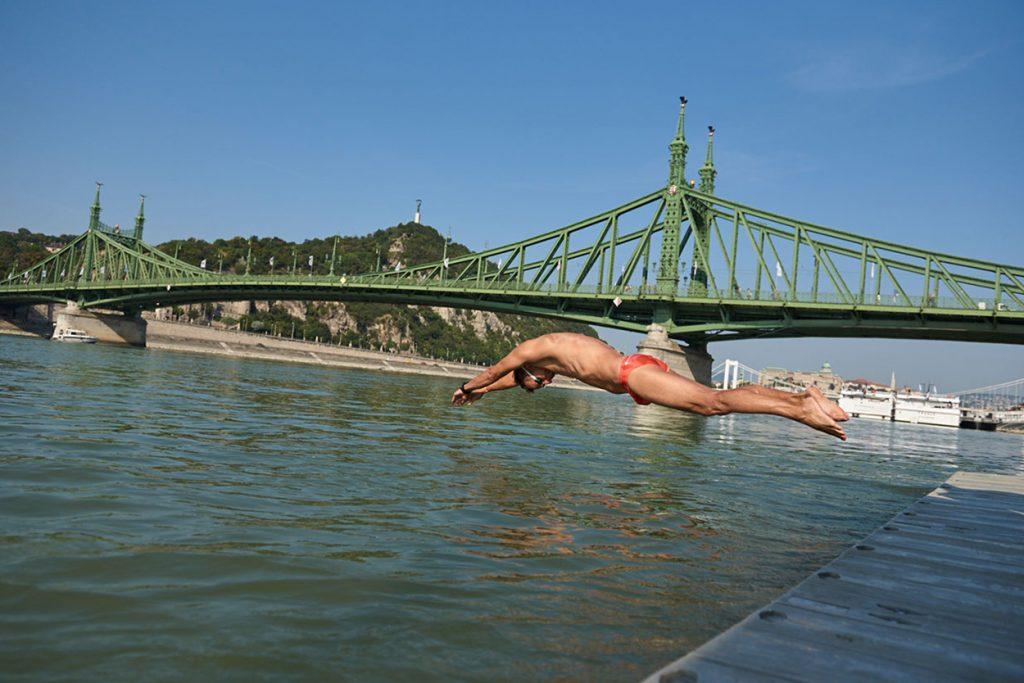 Budapest Urban Games: Sport auf den Straßen von der ungarischen Hauptstadt
