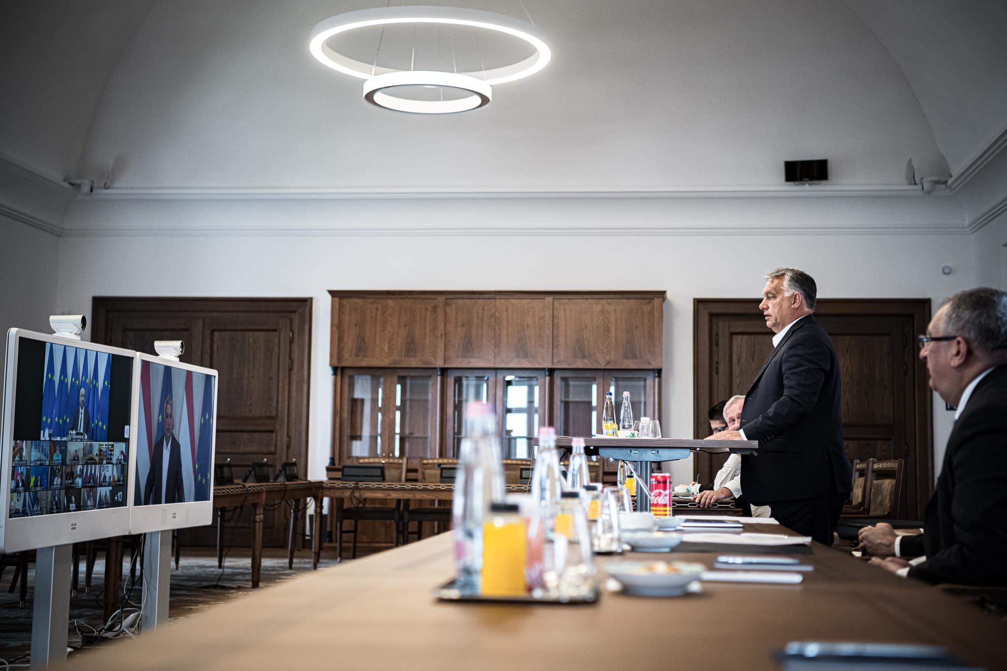 """Orbán über Konflikt in Belarus: """"EU braucht einen geostrategischen Plan"""" post's picture"""