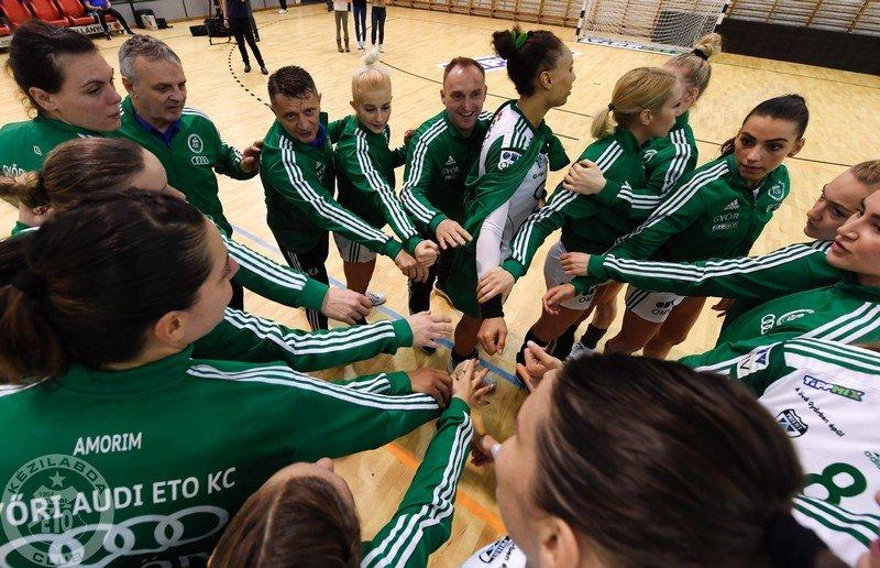 Frauenhandball-CL: Titelverteidiger Győr spielt gegen Dortmund